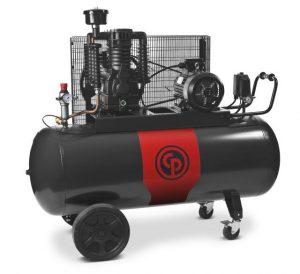 Oljesmorda Kolvkompressorer
