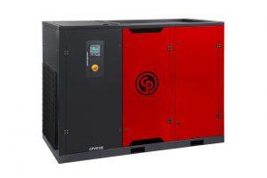 Frekvensstyrda – Skruvkompressorer 90-355 kW (125-500 hk)
