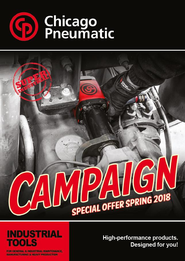 Vårkampanj 2018 - Industri