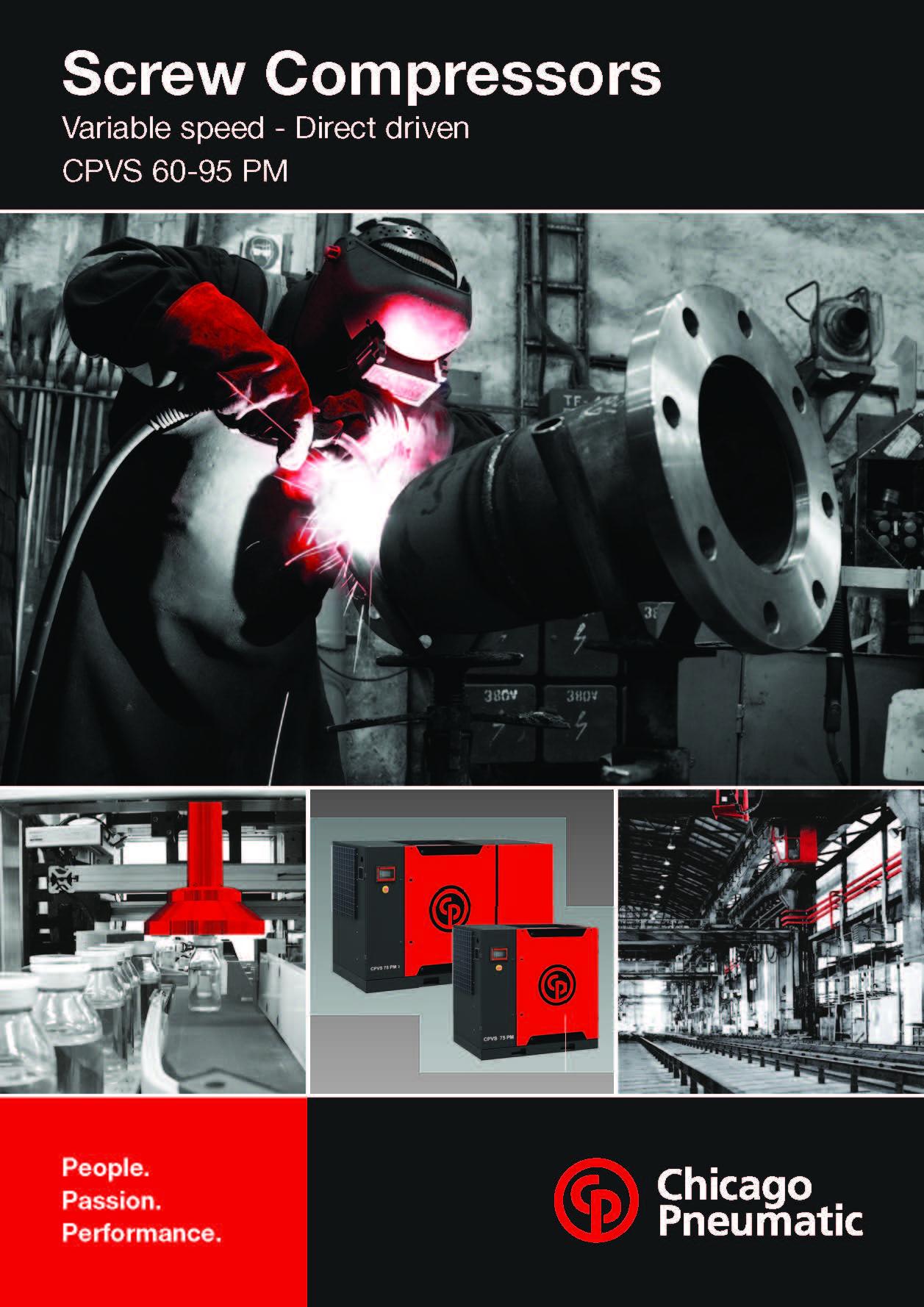 Ny generation frekvensstyrda kompressorer