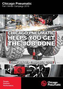 Höst/vinter-kampanj 2019 Chicago Verktyg